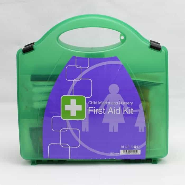 First Aid for Playgroup