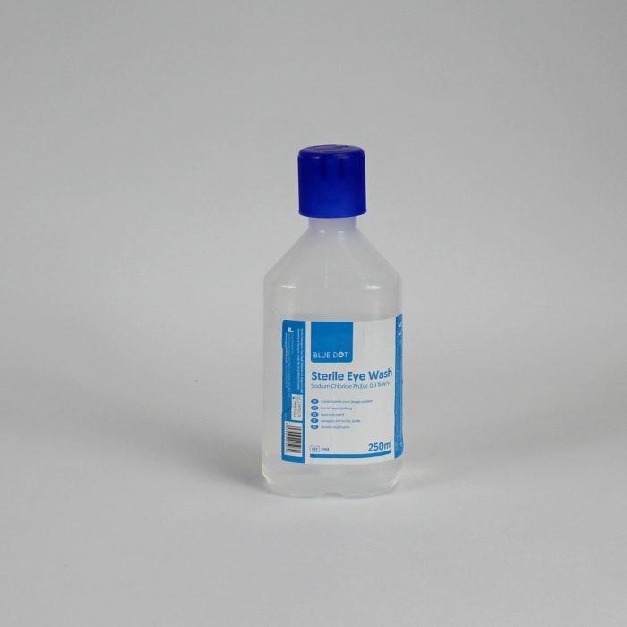 Sterile Eyewash Solution