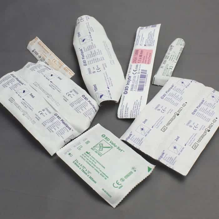 Sterile Needles for Foreign Travel