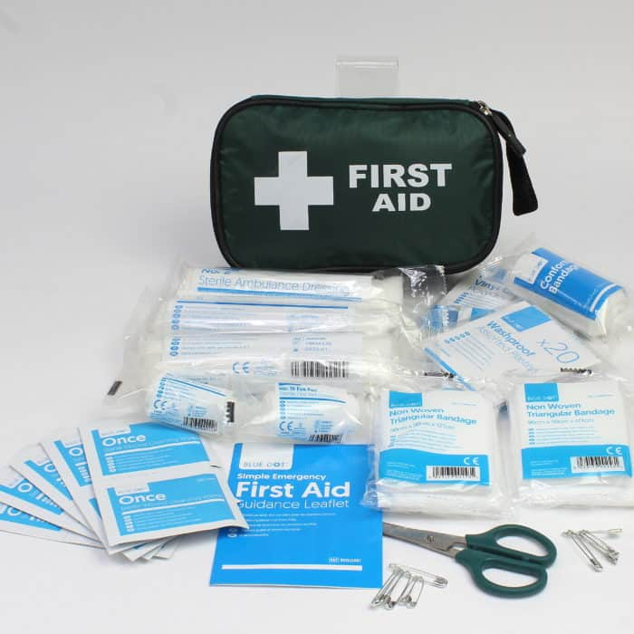 First Aid for Taxi