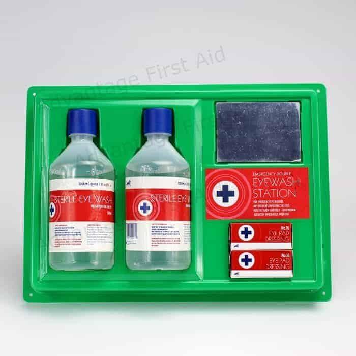 First Aid Eyewash