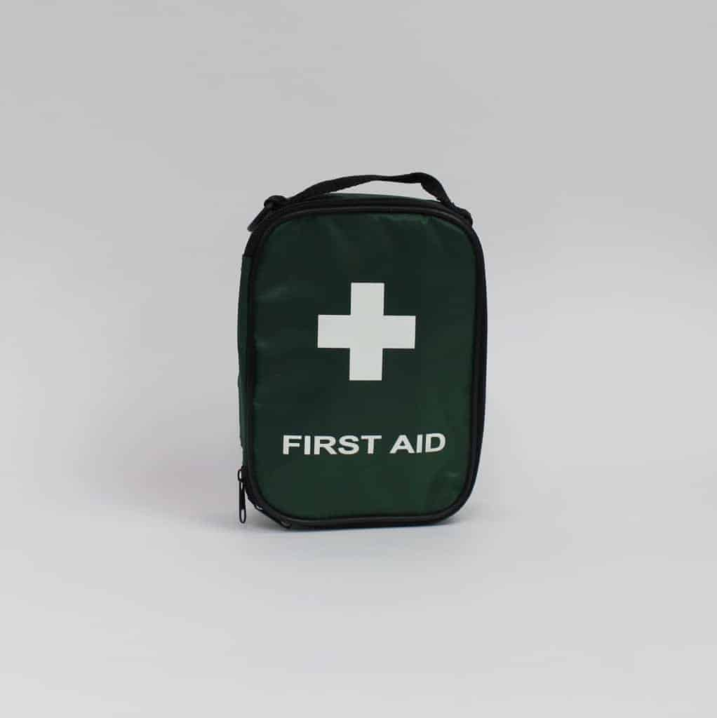 Compact & Durable Green Bag