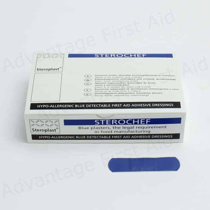 Blue Plasters Food Hygiene