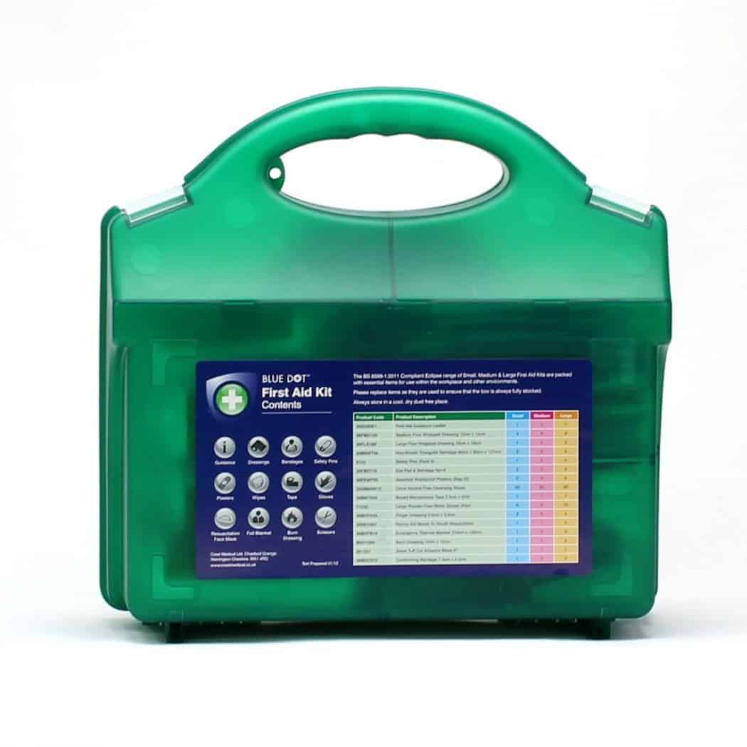 Workplace First Aid Kit- Small BSi