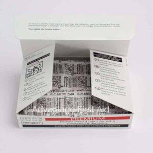 First Aid Sticking Plaster