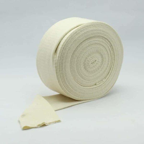Elasticated Support Bandage.