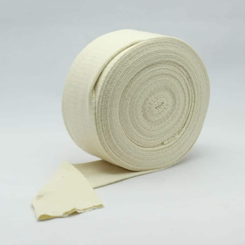 Elasticated Support Bandage.