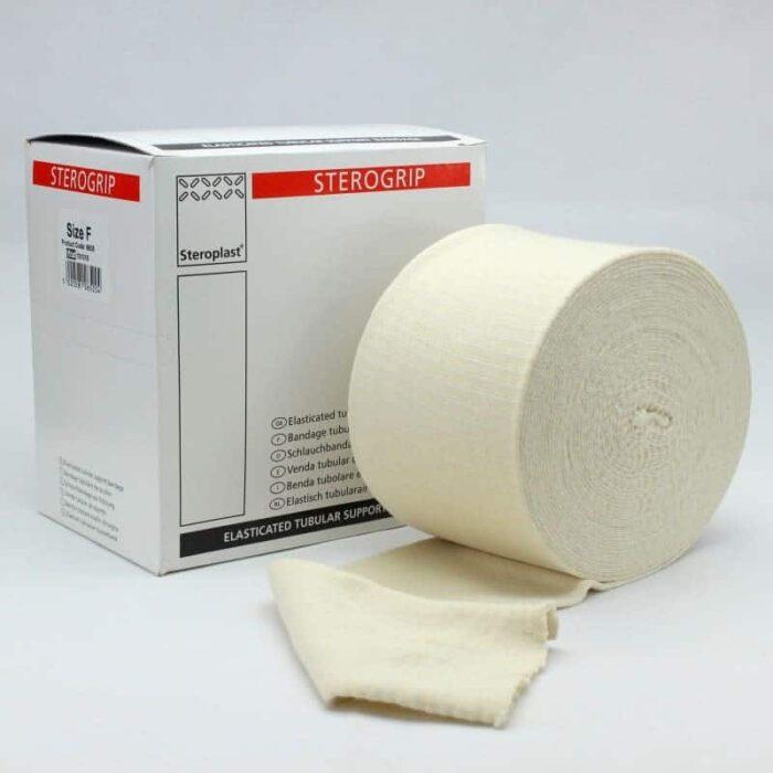 White Tubular Bandage