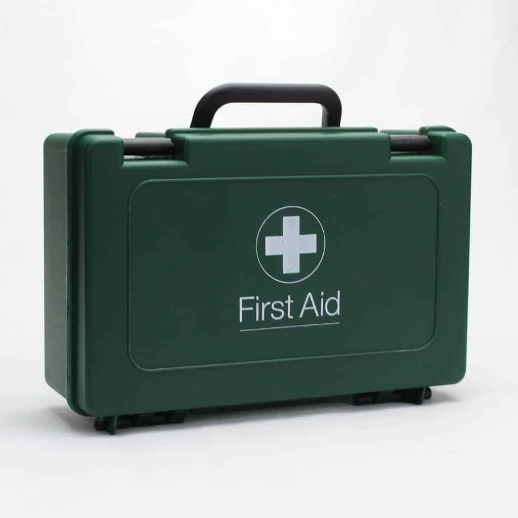 BS-8599-1 Compliant First Aid Kits
