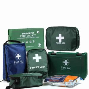 Travel, Vehicle (PCV) & Lone Worker First Aid.