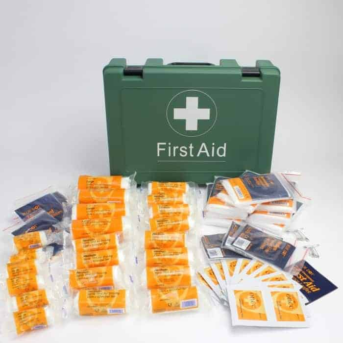 HSE First Aid