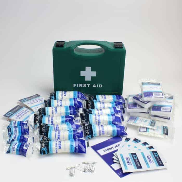 HSE First Aid