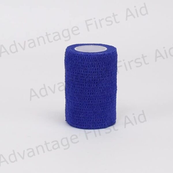 Blue Cohesive 7.5cm