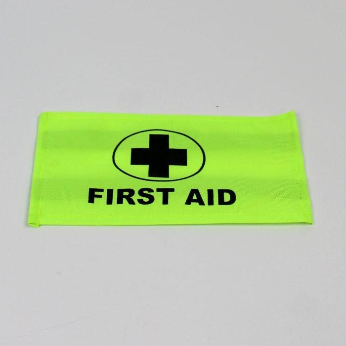 First Aider Identification