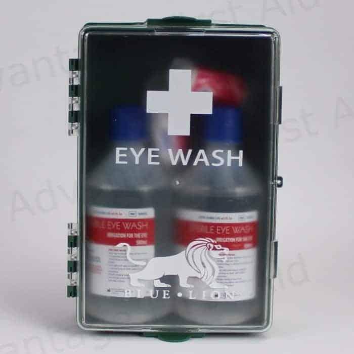 First Aid Eye Wash