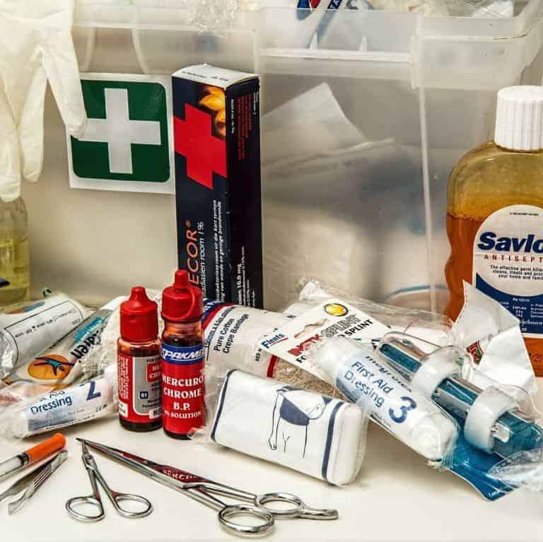 First Aid Essentials