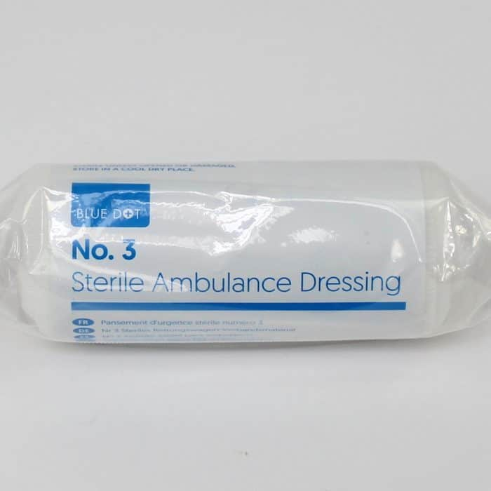 Major Bleed Dressing