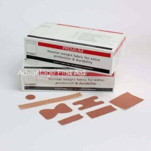 Steroplast Fabric Plasters