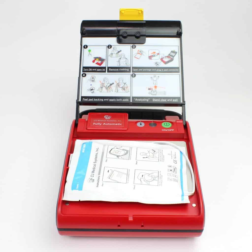iPAD AED Defib