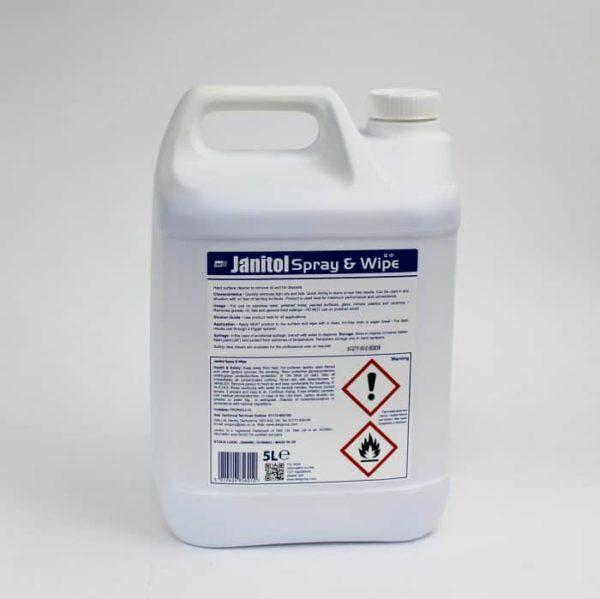 Janitol Spray & Wipe