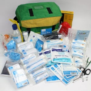 Emergency EMT First Aid