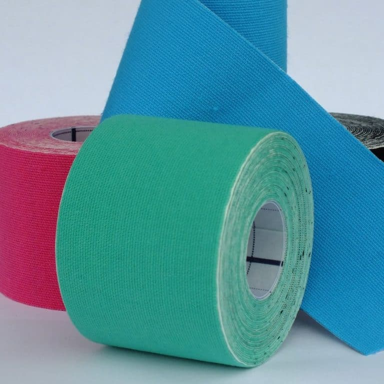 Sports and Kinetic Tape