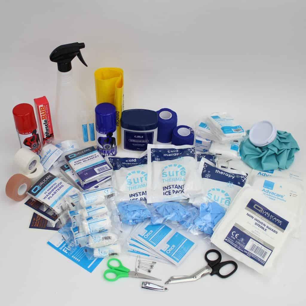 Team First Aid Kit