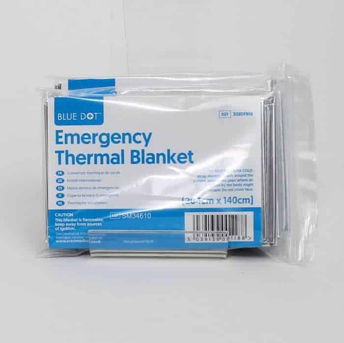 Heat Reflecting Blanket
