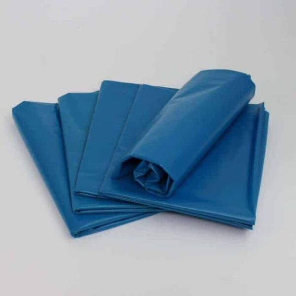 Blue Refuse Sacks