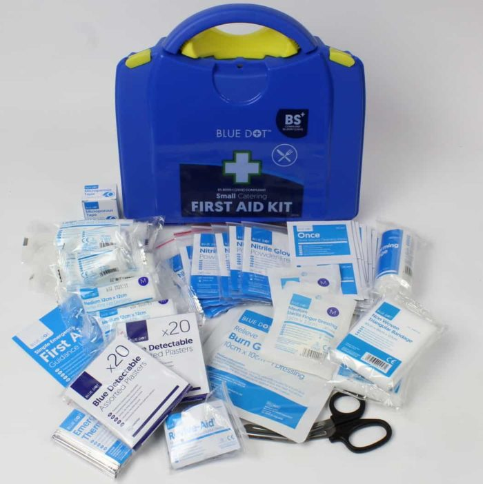 Catering First Aid Contents