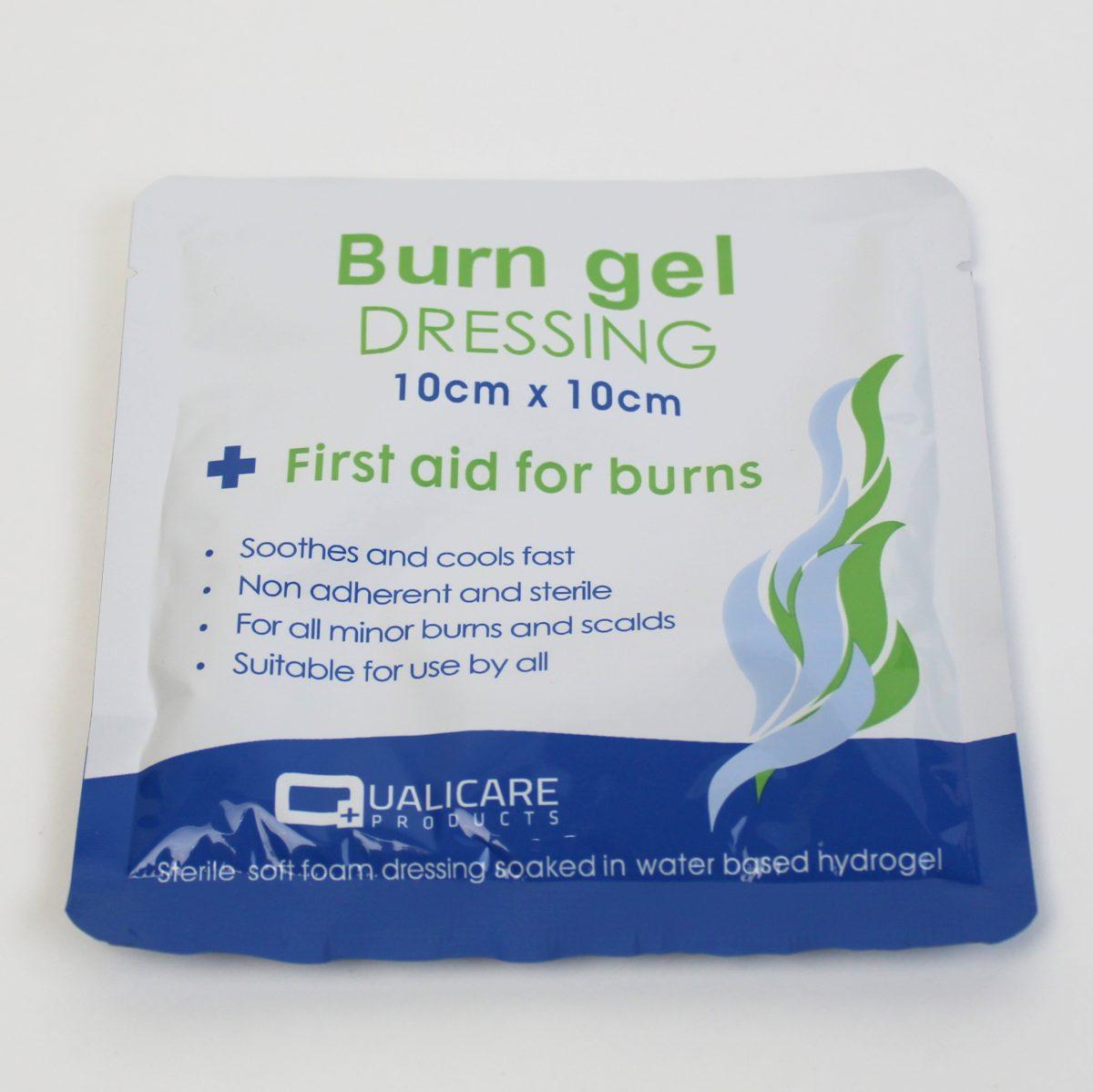 Burn Gel Dressing