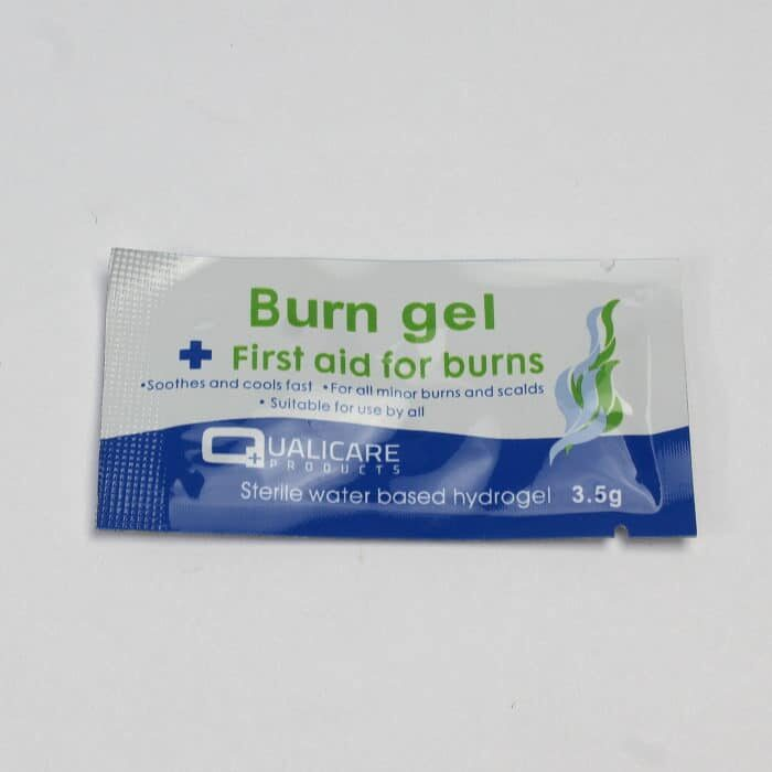 Emergency Burn Gel Sachets