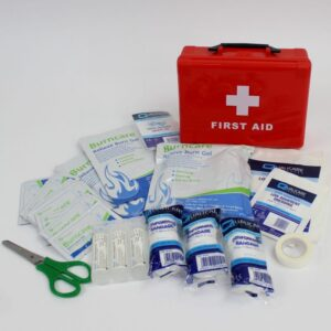 Emergency Burncare First Aid Kit