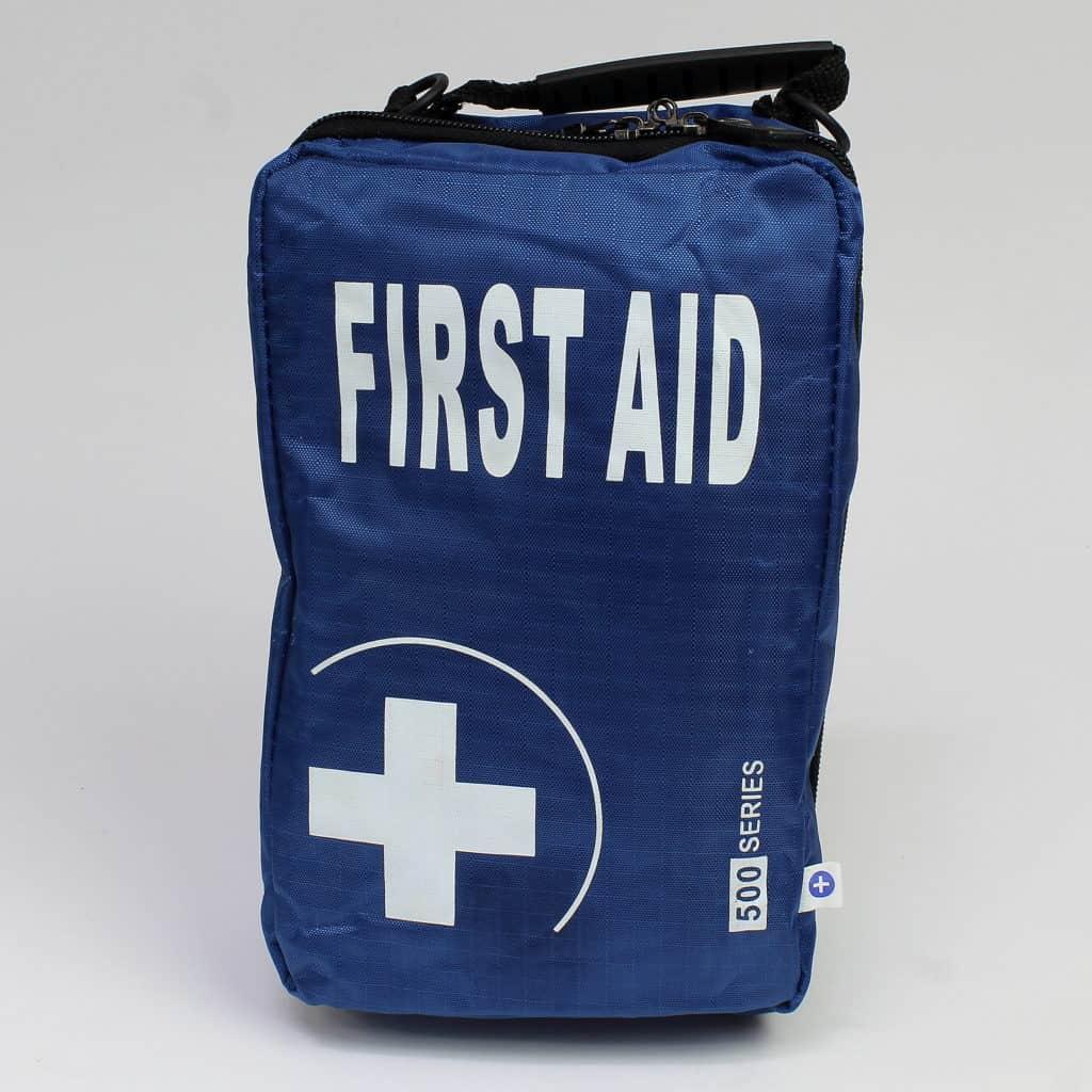 First Aid Blue Bag