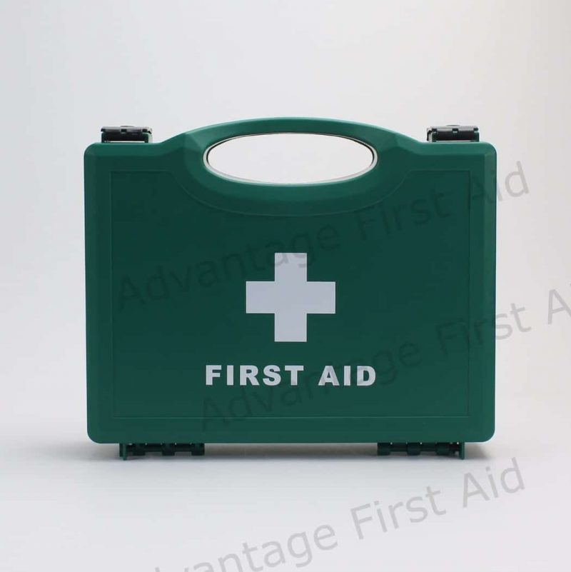 Passenger Service Vehicle First Aid