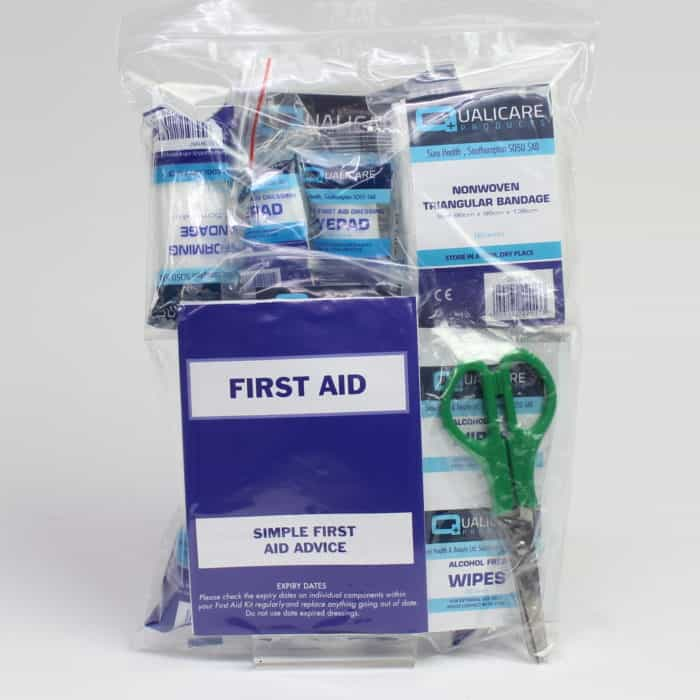 First Aid for Passenger Service Vehicle
