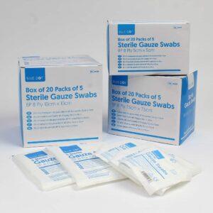 Woven Gauze Swabs