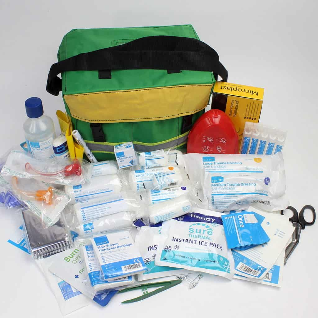 First Response First Aid