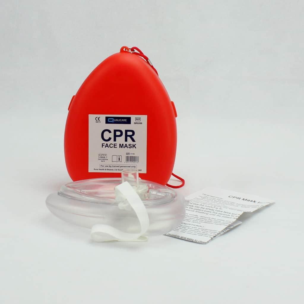CPR Masks & Shields