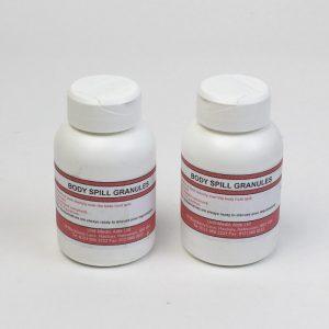 Absorbent Body Spill Granules