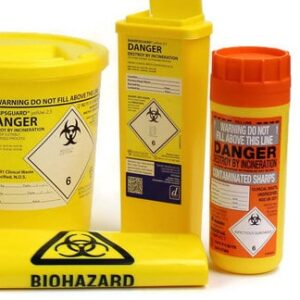 Clinical Waste, Sharps & Biohazard