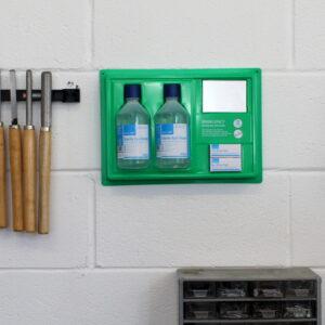 Eye Wash Wall Panel