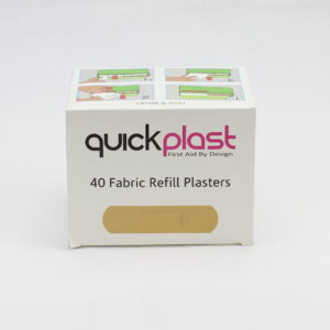 Pilfer Proof Plasters