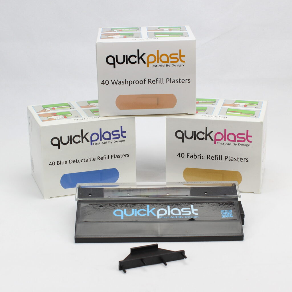 Quick Plast Plasters