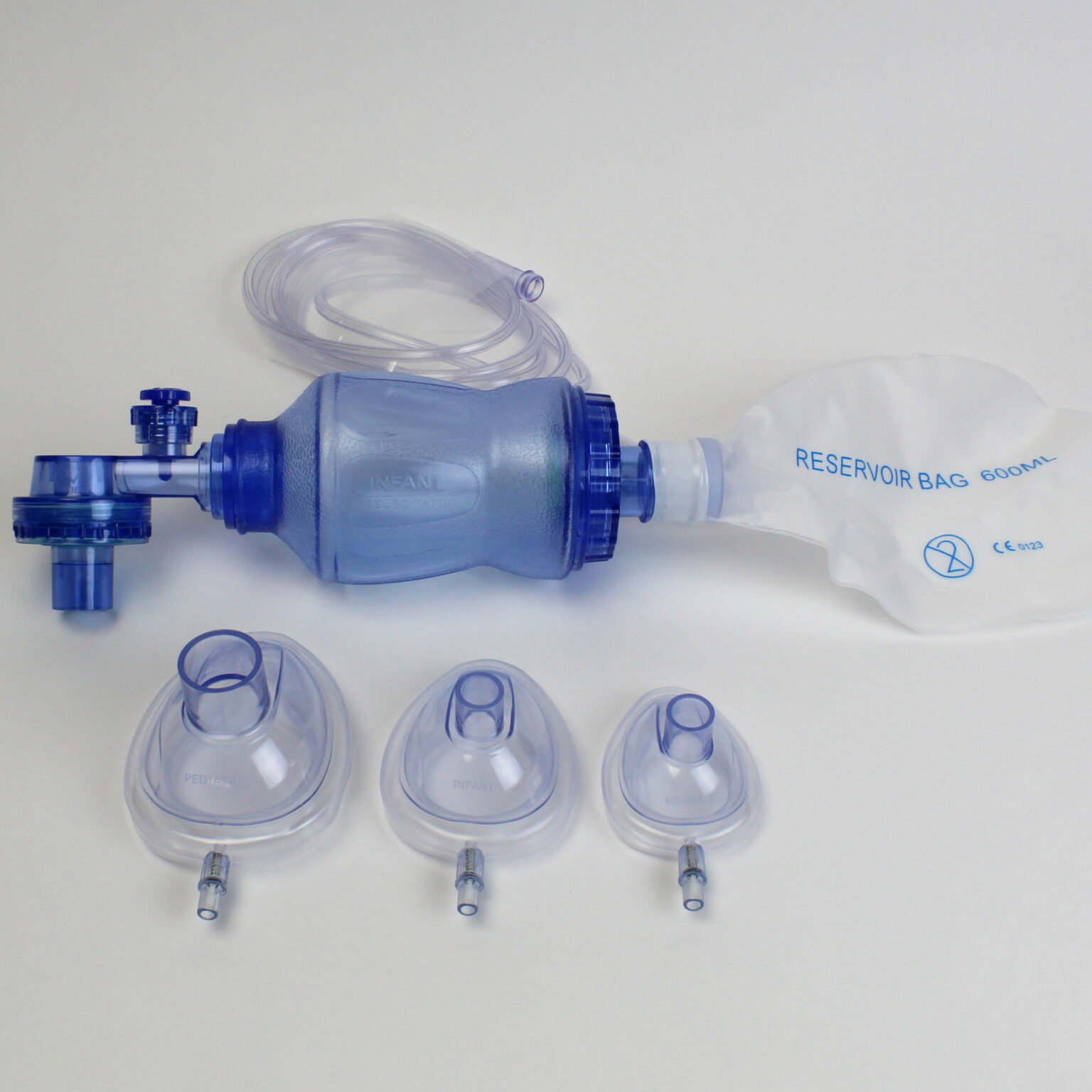 Disposable BVM (Bag Valve Mask)