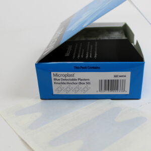 Sterile Blue Detectable Plasters