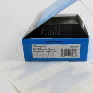 Sterile Blue Detectable Plasters