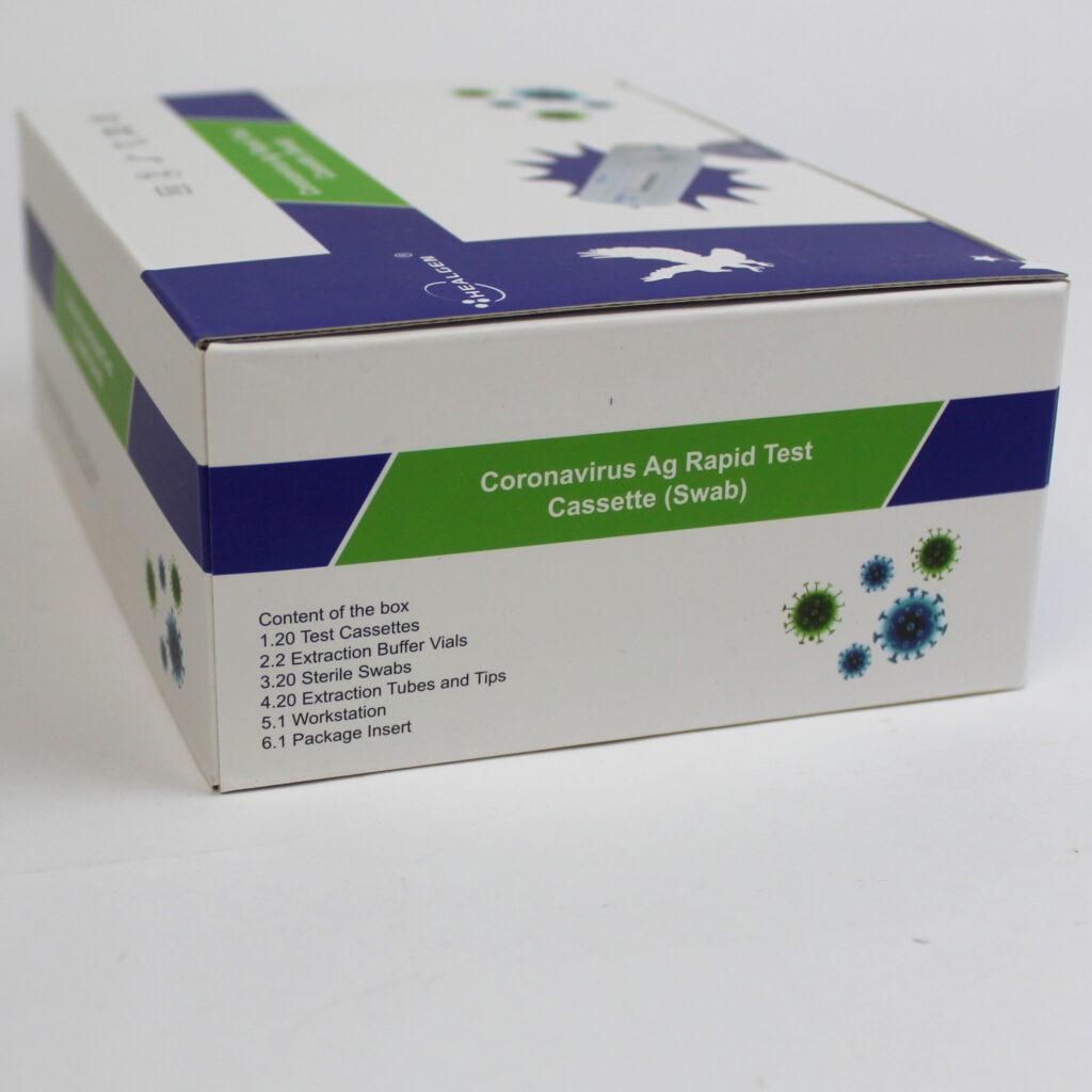 Buy Healgen Covid Test